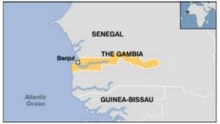 """Yankuba Badjie et son ancien directeur des opérations Saikou Omar Jeng dit """"Sir Jeng"""", ont été arrêtés et inculpés le 23 février pour le meurtre de Solo Sandeng"""