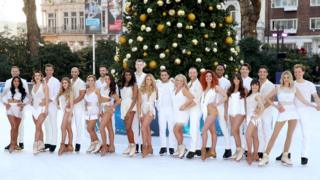 Dancing on Ice line up 2018