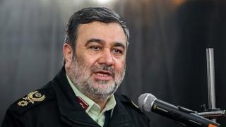 حسین اشتری، رئیس پلیس ایران