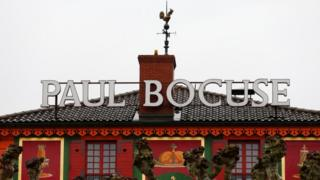 Paul Bocuse: Famed chef's restaurant loses three-star rating after 55 years
