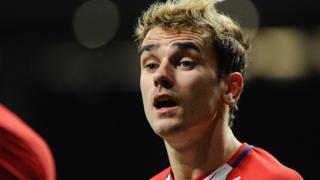 L'attaquant français restera encore dans son club Atlético Madrid