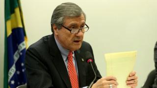 Foto do ministro da Justiça