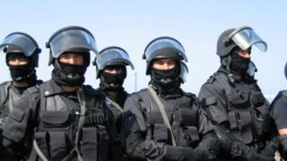 Спецназ КНБ Казахстана