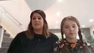 Rebecka Bow a Sophia