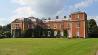 Euston Hall, Suffolk