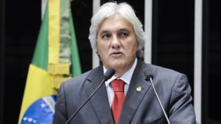 Senator Delcidio Amaral, 26 Feb 2014