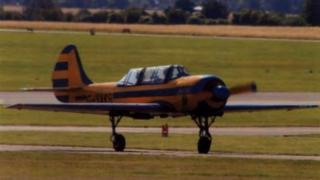 Yak-52 propeller