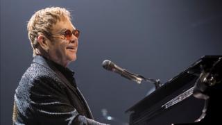 Elton John, lors d'un concert au Canada le 11 mars 2017 (illustration)