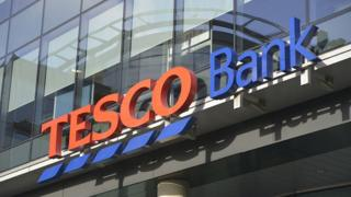Tesco Bank building