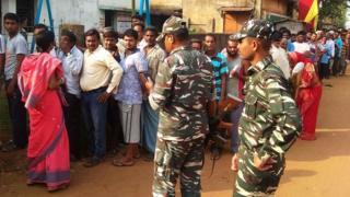 पश्चिम बंगाल मतदान