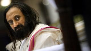 આધ્યાત્મિક ગુરુ શ્રી શ્રીરવિ શંકર