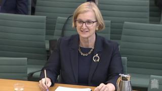 Amanda Spielman at Education Select Committee