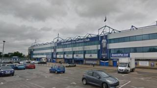 St Andrew's Stadium in Birmingham