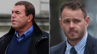 Stephen Phillips a Det Con Michael Stokes