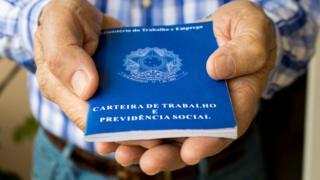 Carteira de Trabalho e Previdência Social