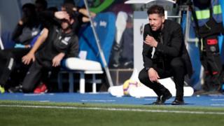 دیگو سیمئونه از سال ۲۰۱۱ که مربی اتلتیکومادرید شد تا کنون ۷ بار با این تیم قهرمان شده