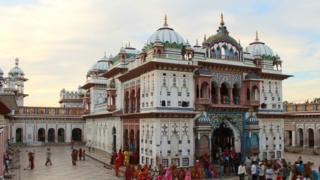 जानकी मंदिर