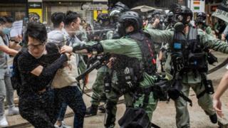 UU Keamanan Nasional Hongkong