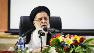 رئیس بنیاد شهید