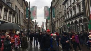 Stryd Caerdydd