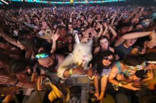 Festival de Coachella.