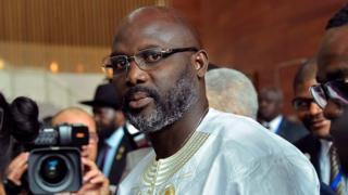 liberia,africa,weah,constitution,salaire,président