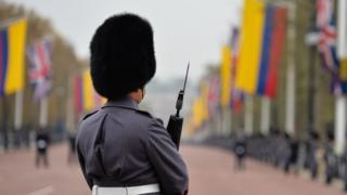 British soldier