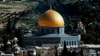 """Иерусалим """"вызывает ощущение святого, исторического и небесного"""" - и это чувство для кого-то оказывается подавляющим"""