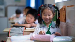 Considera-se que estudantes de Xangai estão três anos à frente dos outros