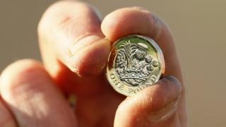 New £1