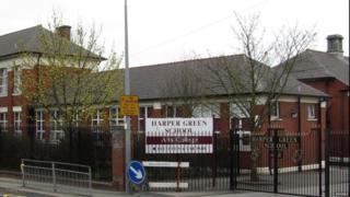 Harper Green Secondary School, Bolton