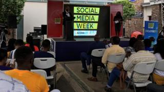 Social media week accra