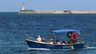лодка в Севастополе