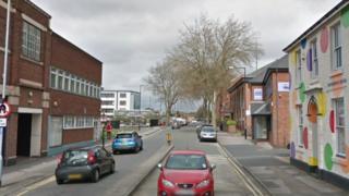 Hatherton Street, Walsall