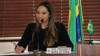 مارویو ویکتوریا باروس از سیاستمداران ایالت پانارا در بزریل است