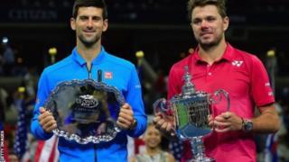 Iyo ntsinzi ya US Open yiyongereye ku ya Autralia Open muri 2014 na French Open muri 2015