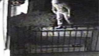 "Armed ""ex-military"" burglar in Maidenhead"