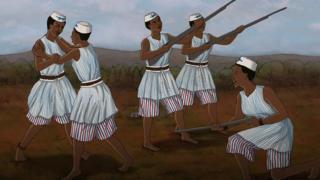 Madres Dahomey
