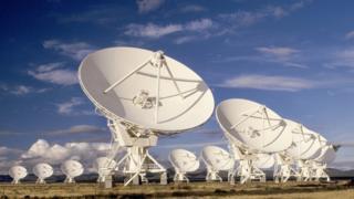 Very Large Array (VLA) observatory