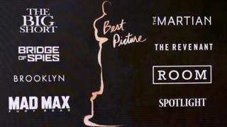 Oscar best picture nominations