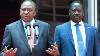 L'opposition kenyane demande l'ouverture d'une enquête sur le rôle de la société de conseil britannique dans la victoire du président kenyan.