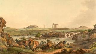 Edward Dowell's Views of Greece, 1821