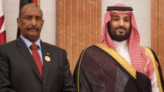 البرهان زار السعودية ومصر والإمارات قبل فض الاعتصام