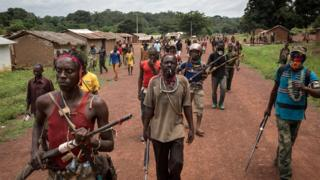 Les forces de sécurité intérieure ont réussi, le jour de Noël, à neutraliser un chef milicien Antibalaka