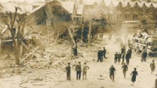 Eastbourne bombing