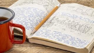 लेखन इतिहास