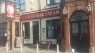 Royal Swan Public House