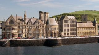 Old College, Aberystwyth University