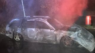 Suspected arson attacks in south Wiltshire