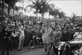 Де Голль в Алжирі
